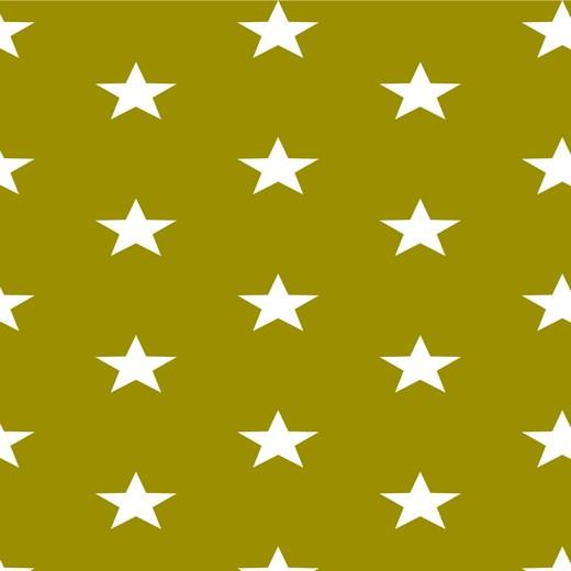 Jersey | bedruckt | Star | senf