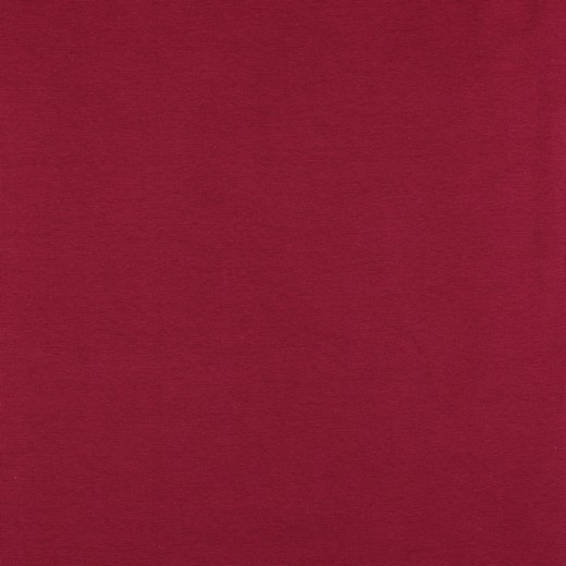 Bündchen | Baumwolle | Uni | kirsche