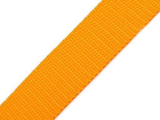 Gurtband | 25mm | gelb