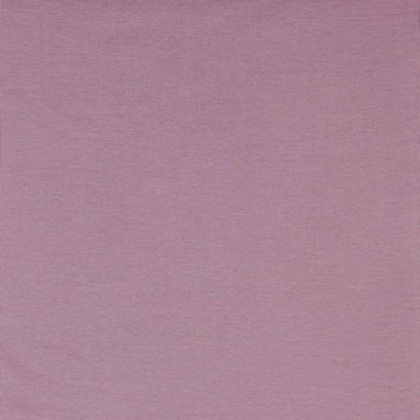 Bündchen   Baumwolle   Uni   lavendel