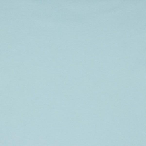 Bündchen | Baumwolle | Uni | hellblau