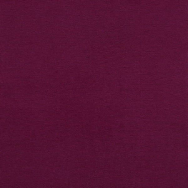 Bündchen | Baumwolle | Uni | lila