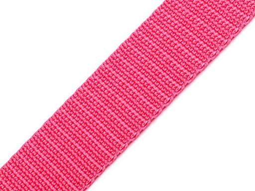 Gurtband   25mm   pink