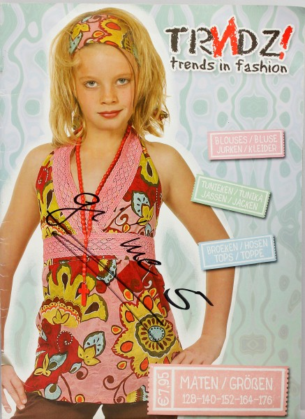 Schnittmuster | Trendz | Sommer 2008