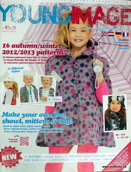 Schnittmuster | Young Image | Winter 2012
