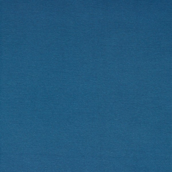 Bündchen   Baumwolle   Uni   dunkel jeans