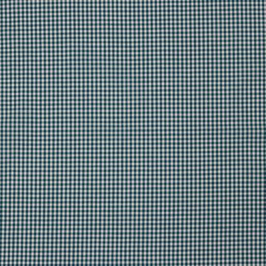 Baumwolle | Vichy | 3mm | petrol/weiß