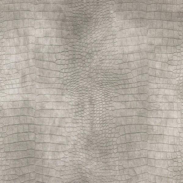 veganes Kunstleder | Struktur | grau/braun metallic