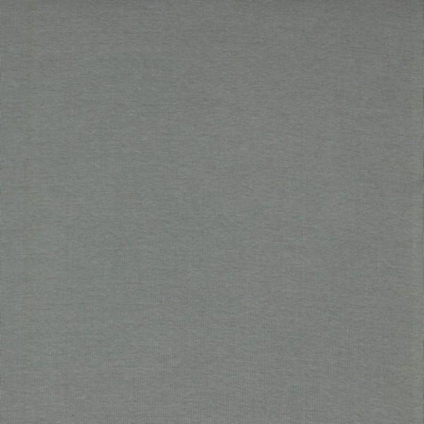 Bündchen | Baumwolle | Uni | grau