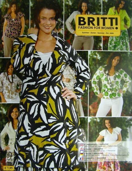 Schnittmuster | BRITT | Sommer 2009