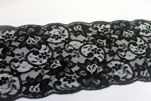 Baumwolle | bedruckt | mini flower power | blau