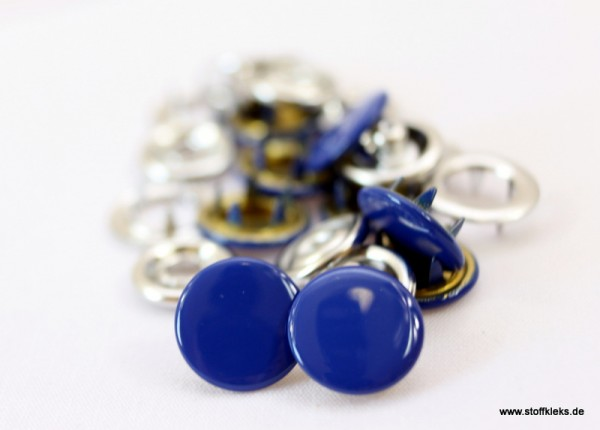 Jerseydrucker   20 Stück   Deckel   blau