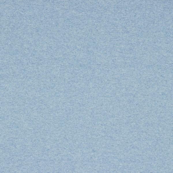 Bündchen | Baumwolle | Uni | hellblau melange