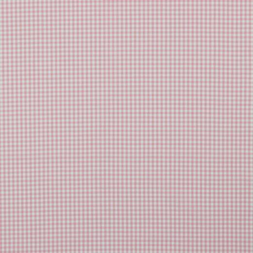 Baumwolle   Vichy   3mm   altrosa/weiß