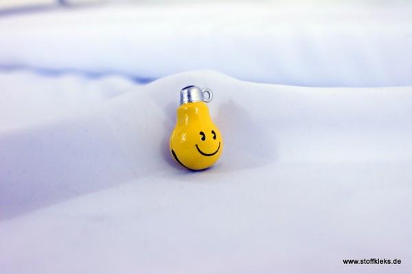 Glöckchen | Glühbirne | gelb