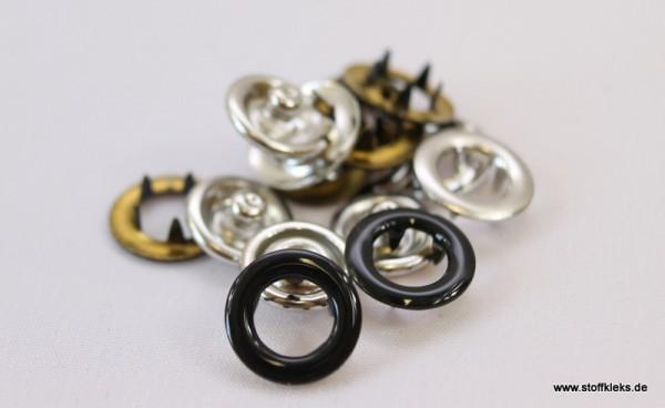 Jerseydrucker | 20 Stück | Ringe | schwarz