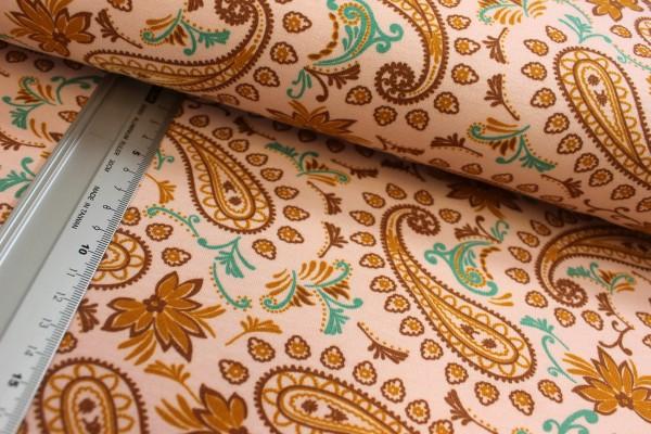 Baumwolle | bedruckt | butterfly paradies | pink