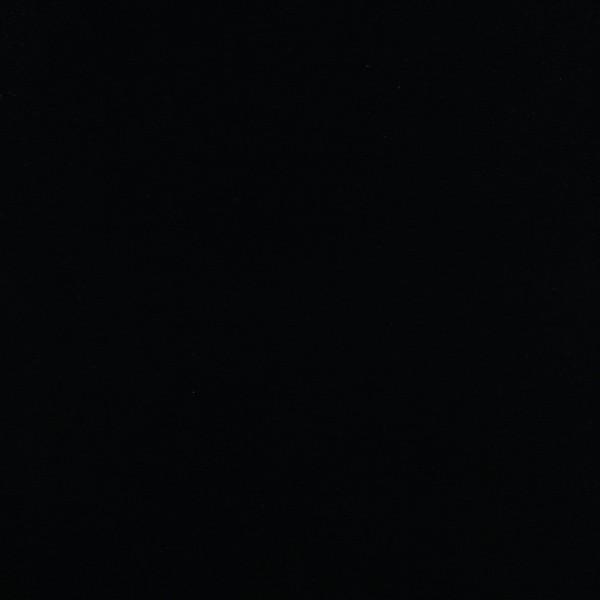 Bündchen | Baumwolle | Uni | schwarz