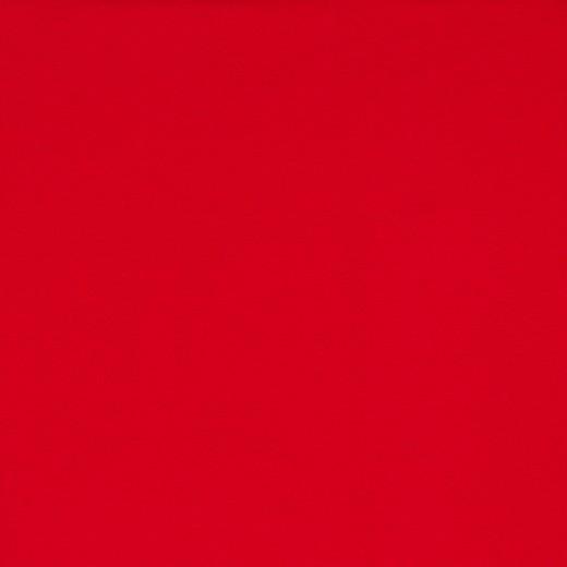 Bündchen   Baumwolle   Uni   rot