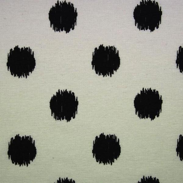 Canvas   bedruckt   circle   off - white