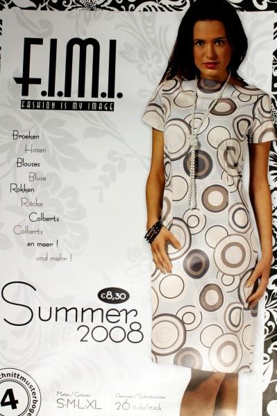 Schnittmuster | F.I.M.I | Sommer 2008