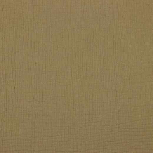 Baumwolle | double gauze/Musselin | Uni | beige