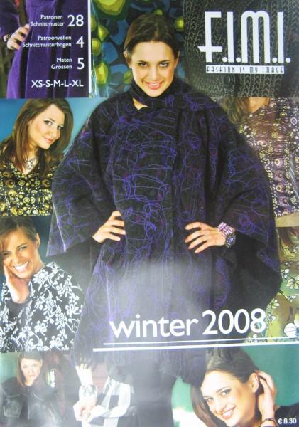 Schnittmuster | F.I.M.I | Winter 2008