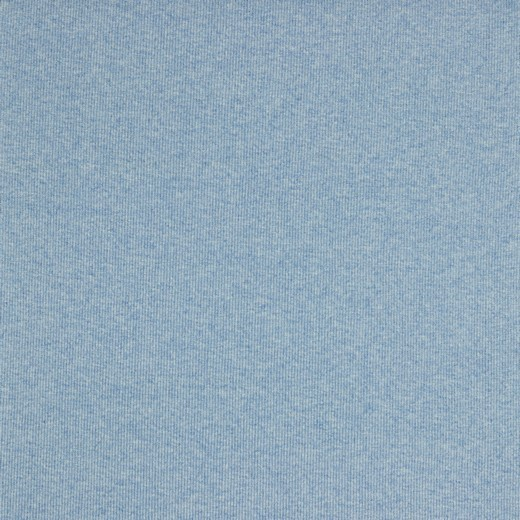 Rippbündchen   fein   blau melange
