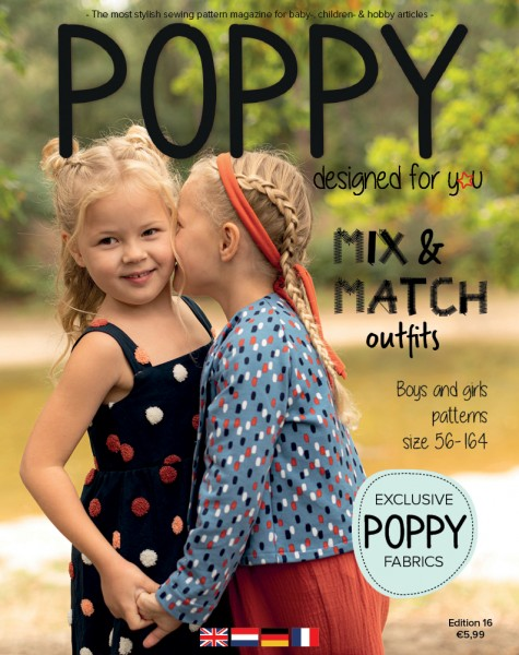 Schnittmuster   Poppy   edition 16