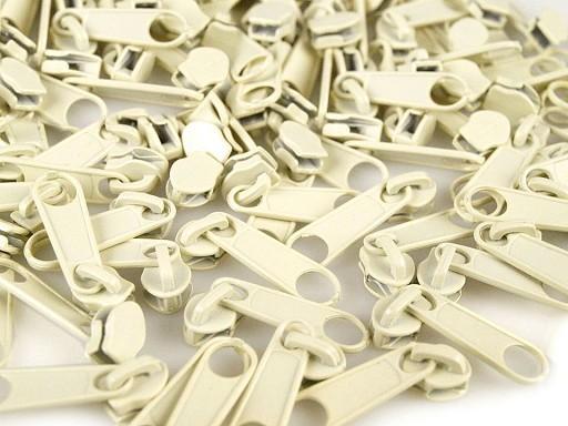 Zipper | Reißverschluss | endlos | Spirale 3mm | vanille