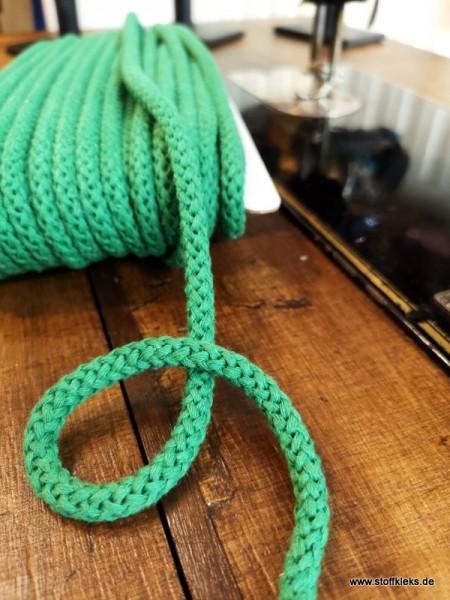 Baumwollkordel | 8mm | grün