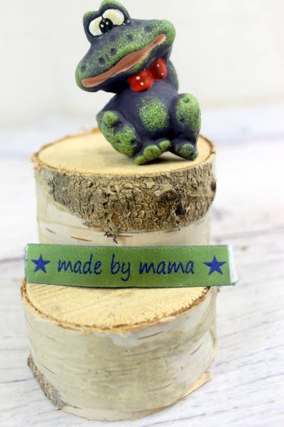 Applikation | Label | made by mama | grün