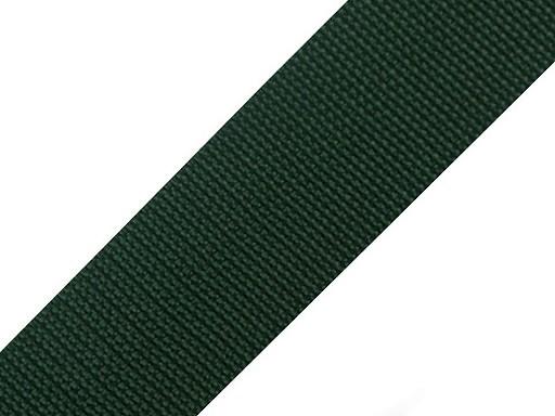Gurtband | 40mm | dunkelgrün