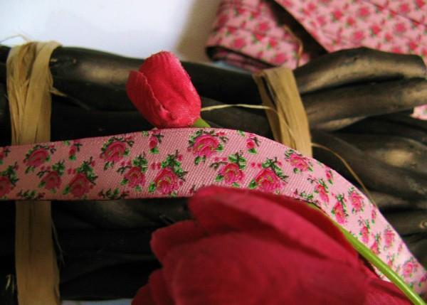Webband | Roses rosa