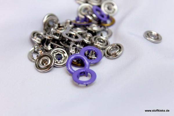 Jerseydrucker | 20 Stück | Ringe | lila