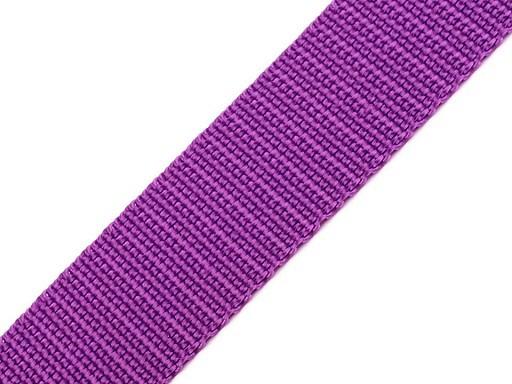 Gurtband | 25mm | lila