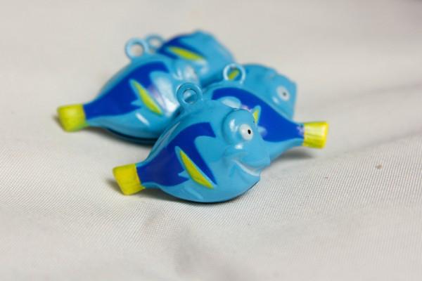 Glöckchen | Fisch | Blau