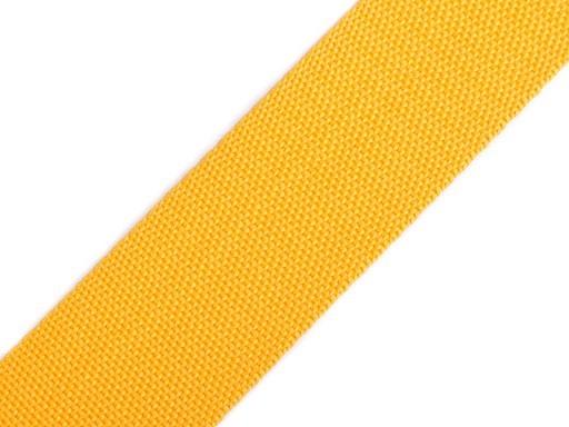 Gurtband | 40mm | gelb