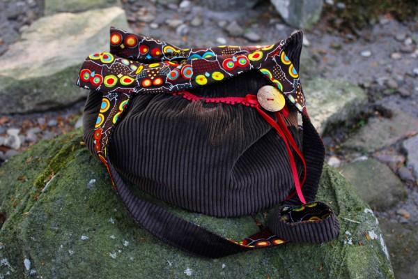 KleksBags Taschen - Nähpaket