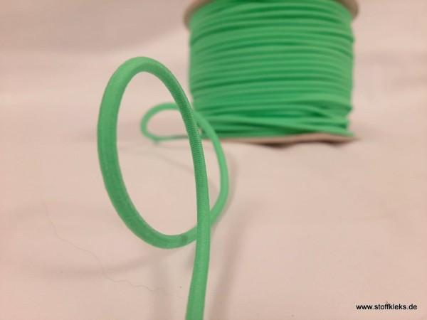 Gummikordel 3mm | grün| 10m