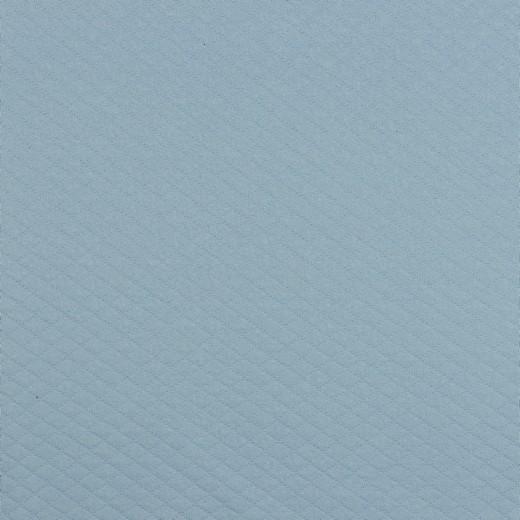 Waffle/Stepper/Quilt | Uni | hellblau