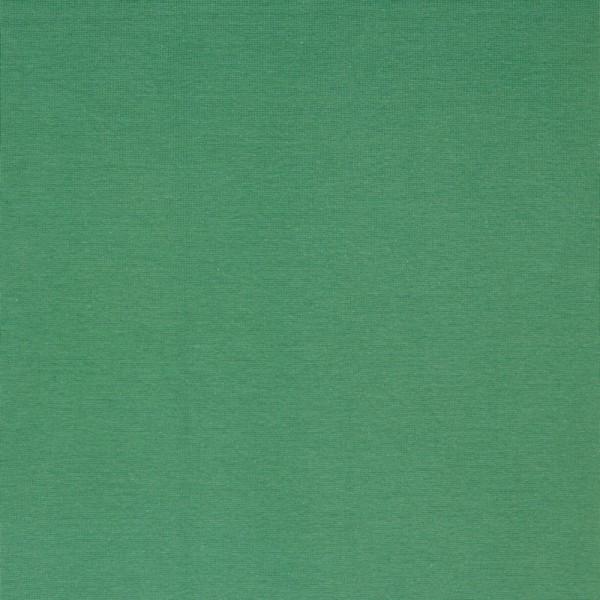 Bündchen | Baumwolle | Uni | mint dunkel