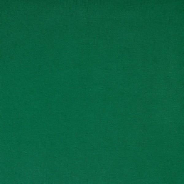 Bündchen | Baumwolle | Uni | grasgrün