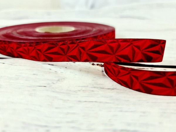 Webband   3D rot   17 mm