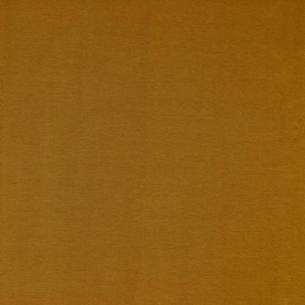 Bündchen | Baumwolle | Uni | haselnuss braun
