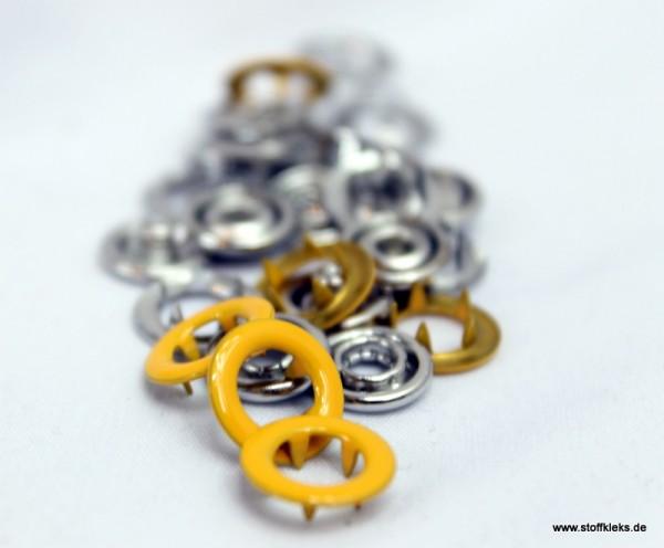 Jerseydrucker | 20 Stück | Ringe | gelb