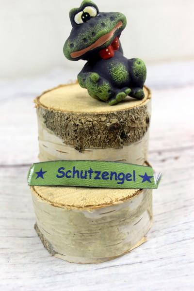 Applikation | Label | Schutzengel | grün