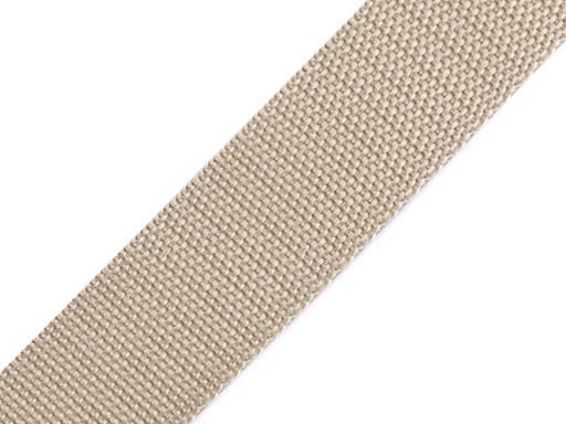 Gurtband | 25mm | beige