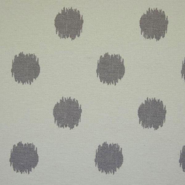 Canvas   bedruckt   circle   grau