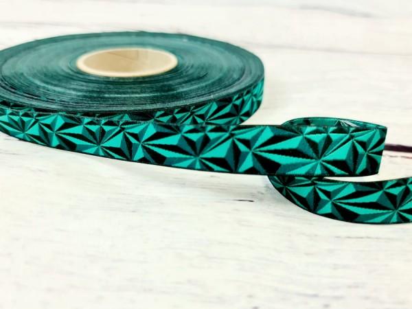 Webband | 3D grün | 17 mm